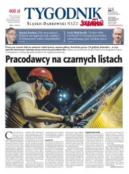 TSD 998 - Solidarność