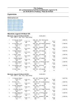 150530 Ergebnisse Freiberg