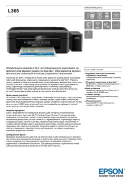L365 - Epson EU