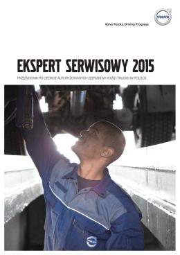 EKSPERT SERWISOWY 2015