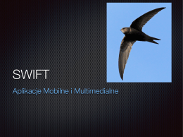 Aplikacje Mobilne i Multimedialne