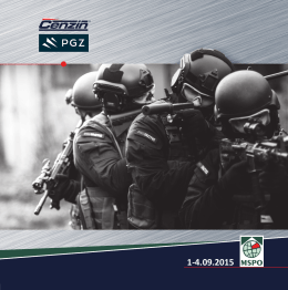 Press kit CENZIN podczas MSPO 2015