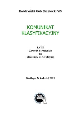 Komunikat 26.04.2015