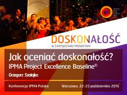 prezentacja - IPMA Polska