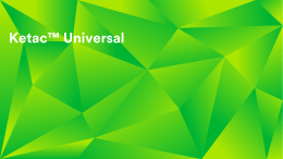 Ketac Universal