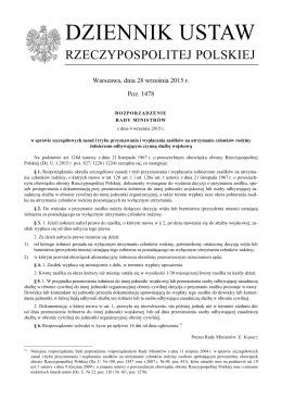 Dz. U. z 2015 r., poz. 1478