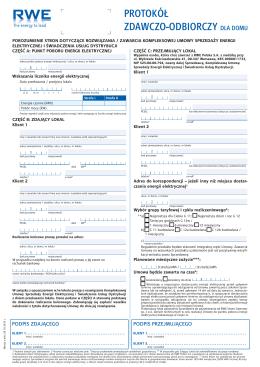 Protokół zdawczo-odbiorczy dla domu (PDF | 0,6 MB)