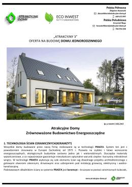 Zobacz ofertę - Atrakcyjne domy