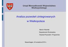 Analiza pozwoleń zintegrowanych w Wielkopolsce