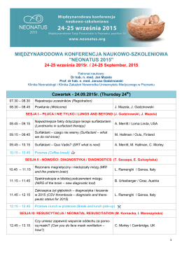 program_NEONATUS_2015