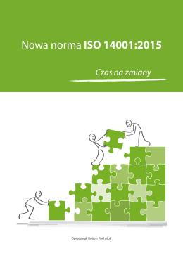 Nowa norma ISO 14001:2015 - Eko