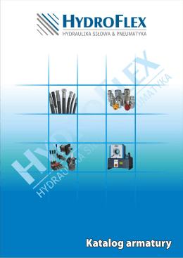elementy złączne, szybkozłącza, zawory, rozdzielacze - Hydro-Flex