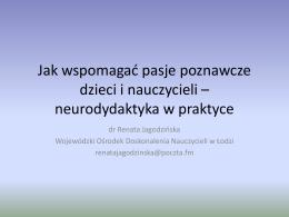 Jak uczyć skutecznie – neurodydaktyka w szkole