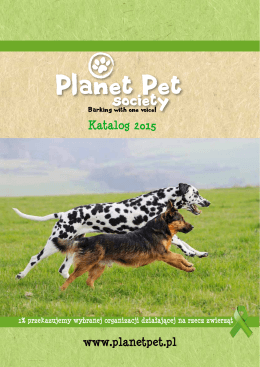 Planet Pet Society Przysmaki