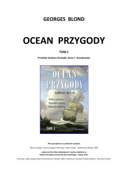 Ocean przygody , tom 1
