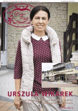 URSZULA WIKAREK - Ladys Club Magazyn