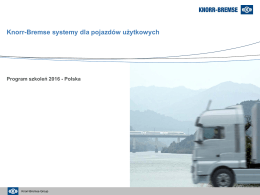 program treningowy (Polska) - Knorr