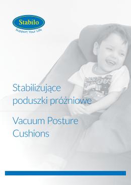 Stabilizujące poduszki próżniowe Vacuum Posture