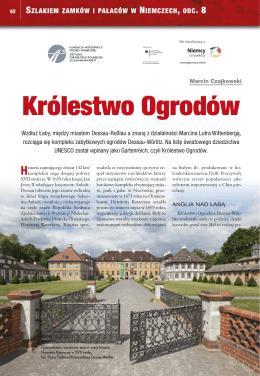Szlakiem zamków i pałaców w Niemczech, odcinek 8