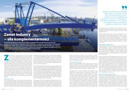 Zamet Industry – siła komplementarności