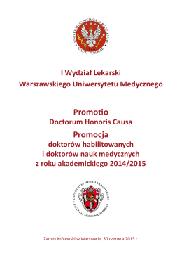 Prof. dr hab. n. med. Paweł Krajewski