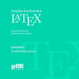 książka kucharska - Polskie Towarzystwo Matematyczne