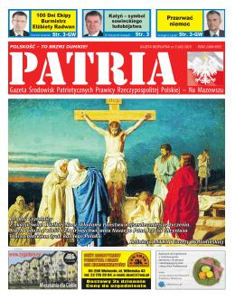 Patria - Gazetapatria.pl