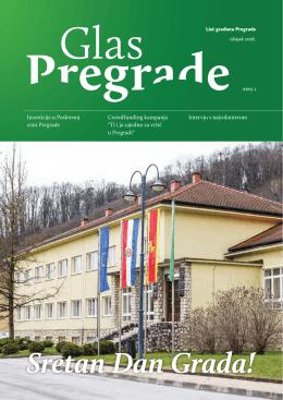 Investicije u Poslovnoj zoni Pregrade