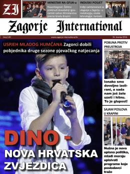 nova hrvatska zvjezdica - Zagorje International