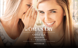 Womanary program
