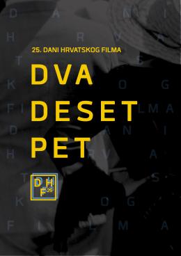 retrospektiva filmova nedeljka dragića nedeljko dragić: a retrospective