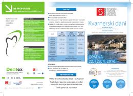 Letak Kvarner3 - Hrvatska Komora Dentalne Medicine