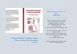 narudžbenica - Učiteljski fakultet