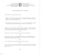 ugovor o pružanju usluga edukacije - Ministarstvo za rad, socijalnu