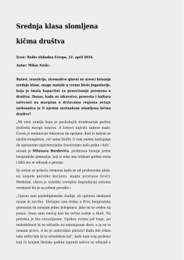 Hrvati će u penziju sa 67 godina,Ćuprija