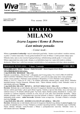 milano - Viva Travel