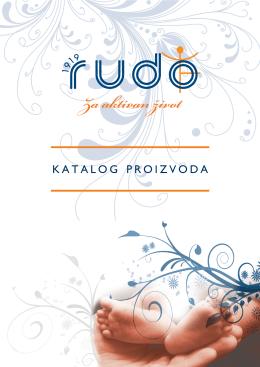Katalog Rudo A.D. 2016