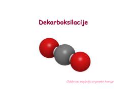 Dekarboksilacije