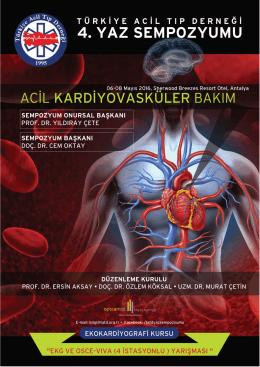 devamı - Türkiye Acil Tıp Derneği