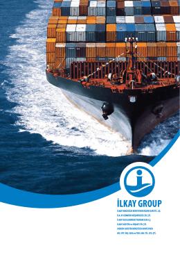 ilkay group - İlkay Denizcilik Konteyner Hizmetleri