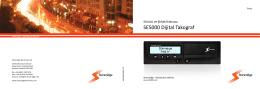 SE5000 Kullanım Klavuzu