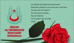 Untitled - ankara / sincan - sincan ali semerkandi imam hatip ortaokulu