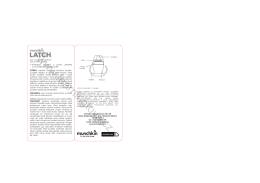 011714 - Manchkin Latch - Hrneček pro první