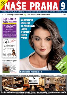 NP9 - Naše Praha 9