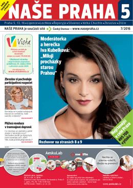 """Moderátorka a herečka Iva Kubelková: """"Miluji"""
