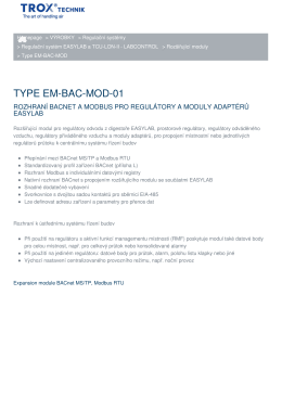 TYPE EM-BAC-MOD-01