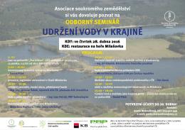 více - Asociace soukromého zemědělství ČR