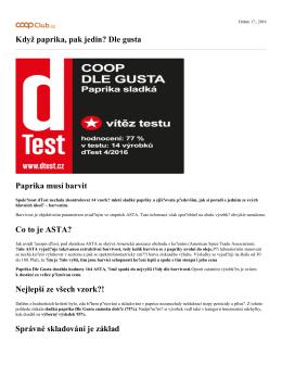 Stáhnout článek jako PDF