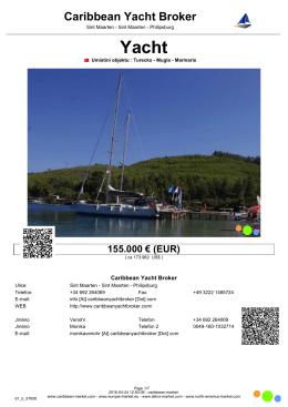 Caribbean Yacht Broker - europe-market.com