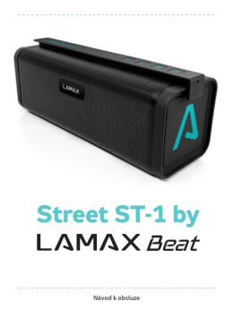 Street ST-1 by - LAMAX Electronics